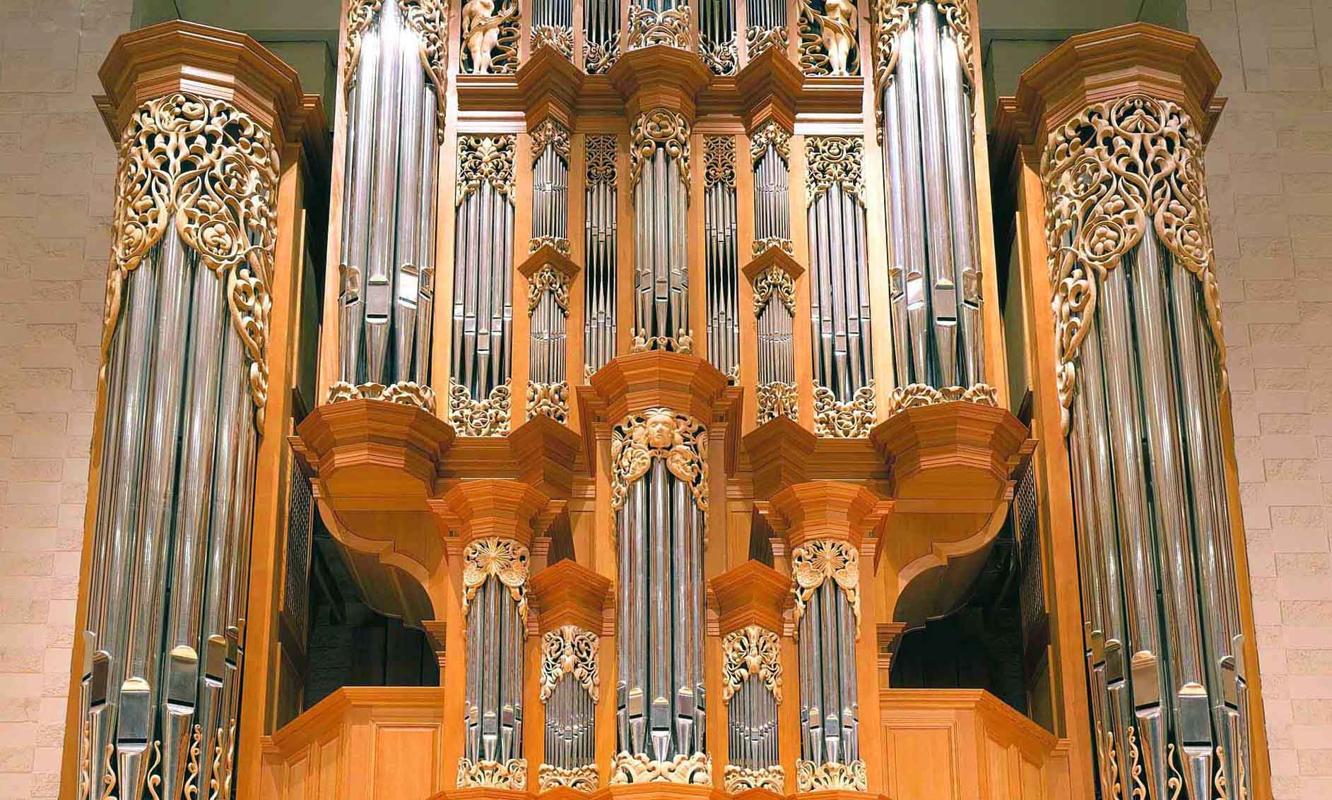 Organ – Toccata for wind band