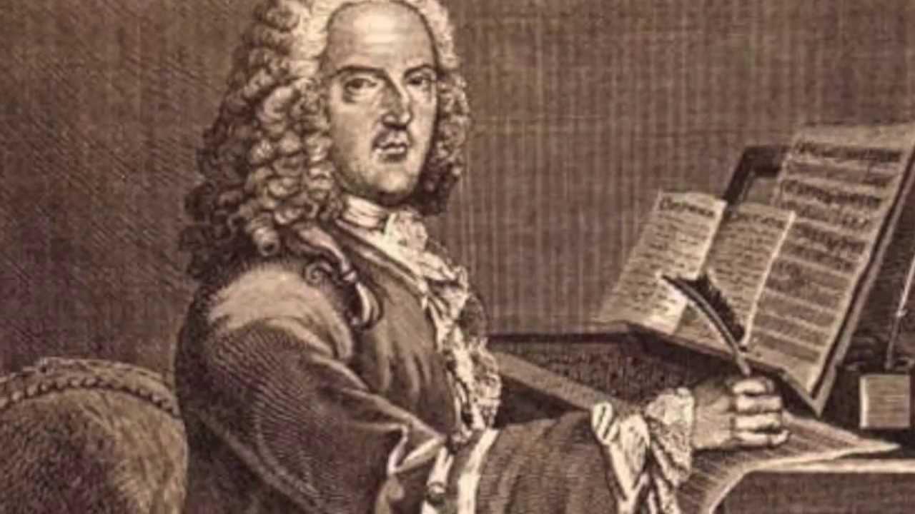Prelude et Gigue – Clerambault