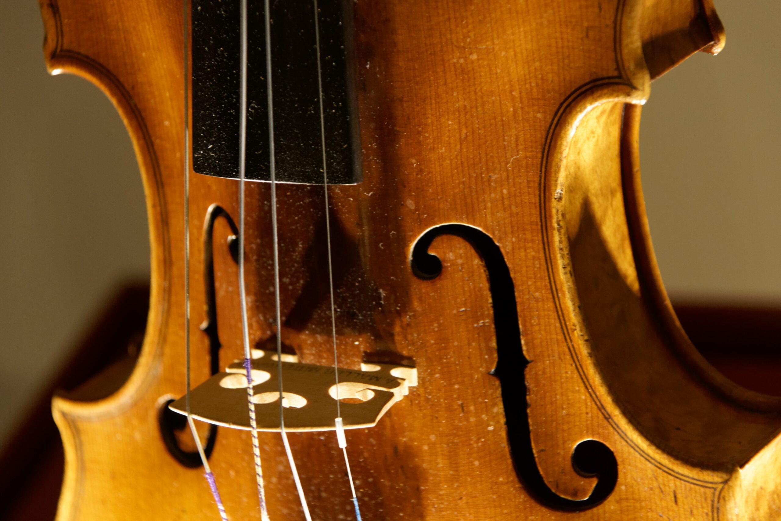 Serenade for Violin