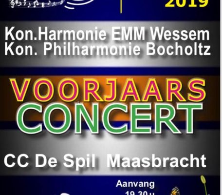 24 March 2019 – Spring Concert