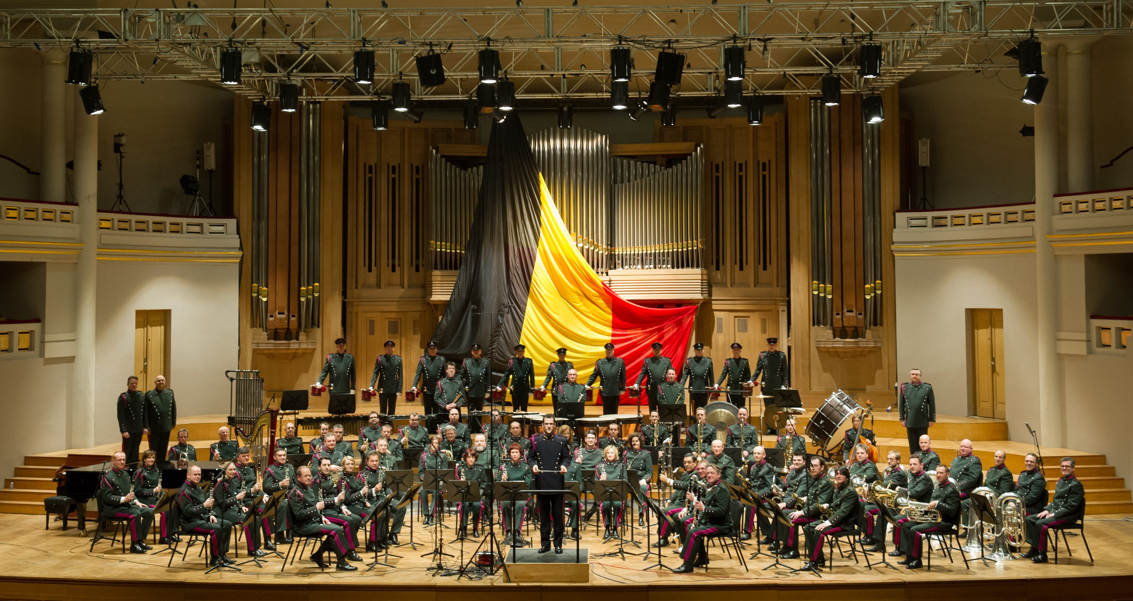 25 April 2019 – Concert Brussels Conservatory