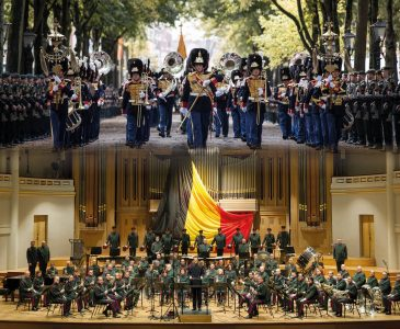 26 April 2019 – 200 Years Military Music